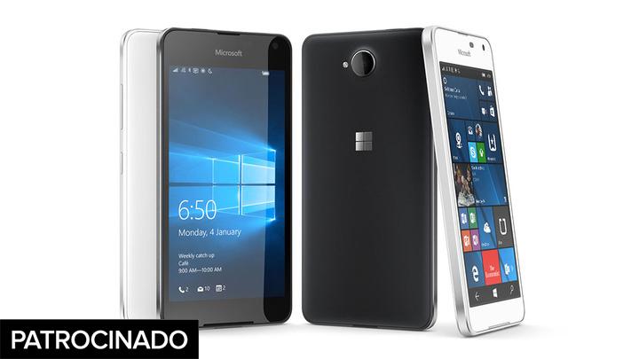 Lumia 650, la opción más inteligente