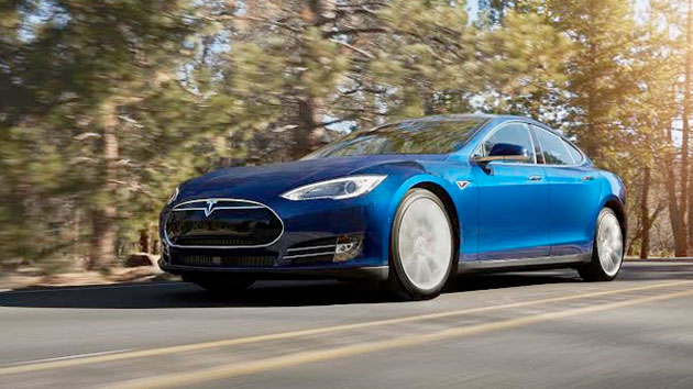 Hackers deface Tesla's website and Twitter accounts