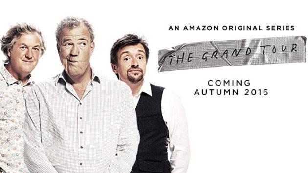 クラークソン、ハモンド、メイによる新番組『The Grand Tour』の初スタジオ収録の観覧チケットを入手しよう!