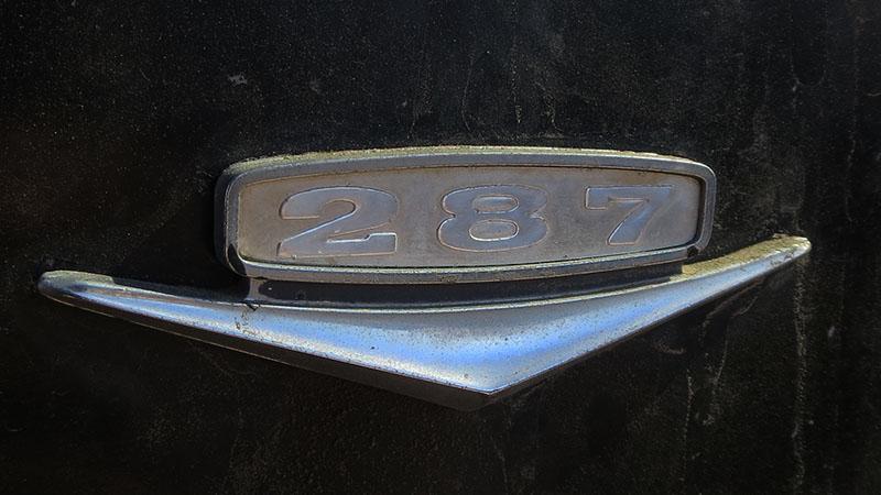 1966 Rambler Classic 287 Badge