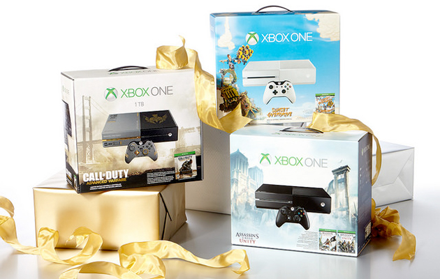 Xbox One price slashed to $349 for the holidays