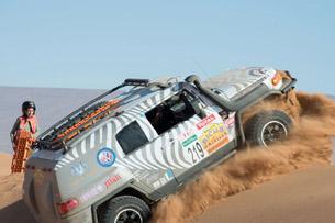 2014 Rallye Aïcha des Gazelles