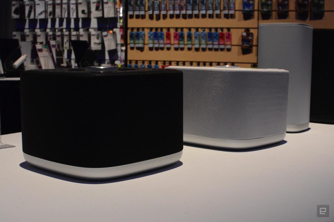 Philips' izzy offers simple take on multi-room audio