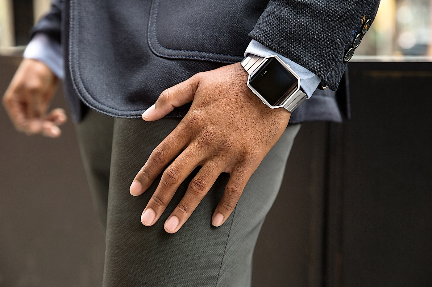 Fitbit Blaze is a $200 smartwatch with a focus on fitness