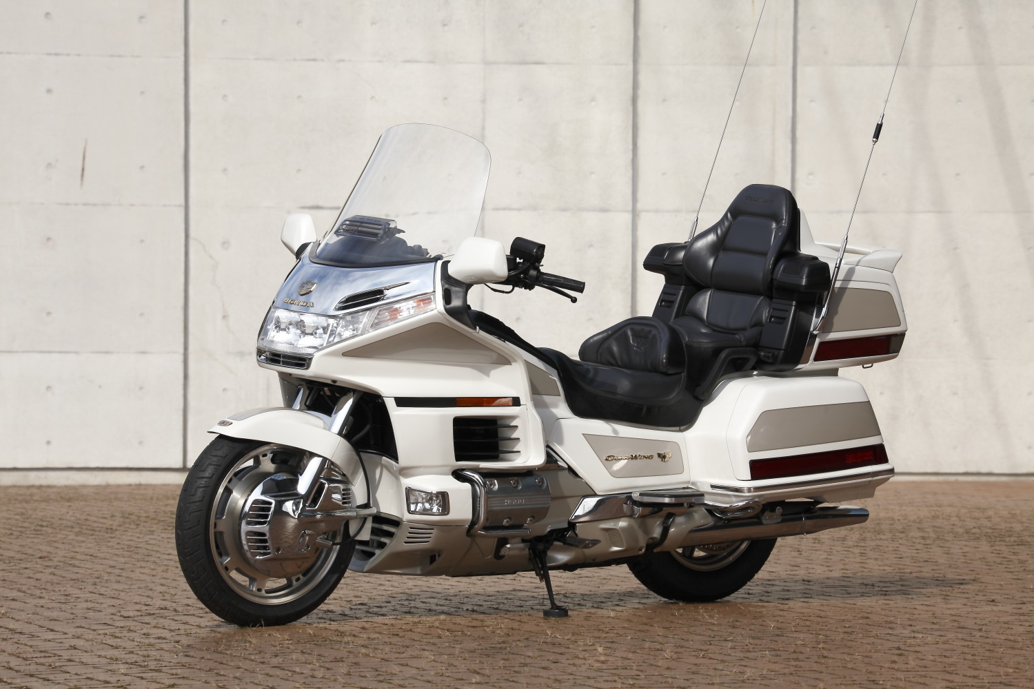 GL1500 honda Gold Wing