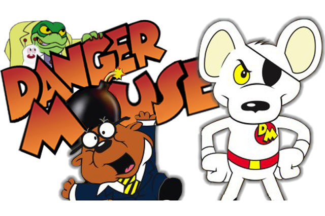 Danger Mouse back on children's television