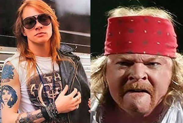 Axl Rose Wants Google To Remove The 'Fat Axl' Meme Off The Internet
