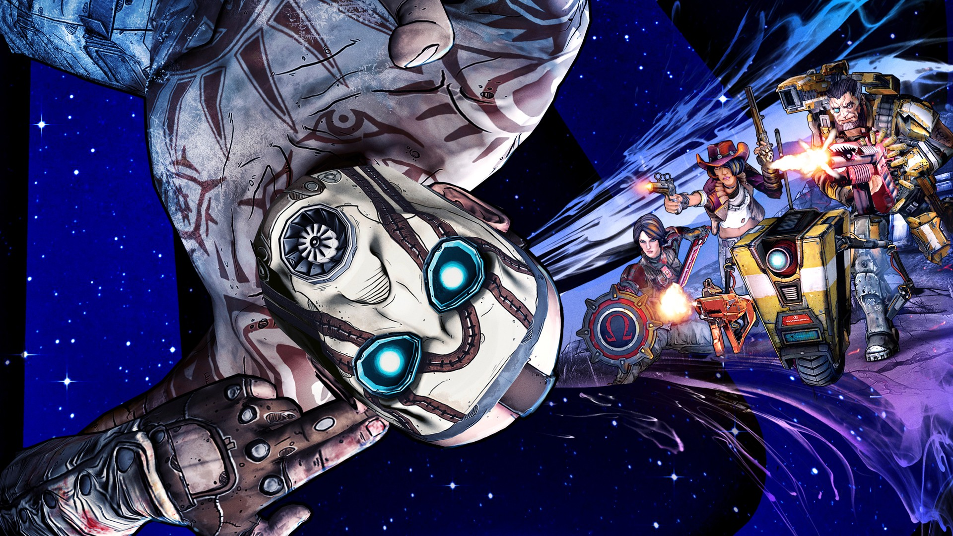 Borderlands getting new sequel and movie adaptation