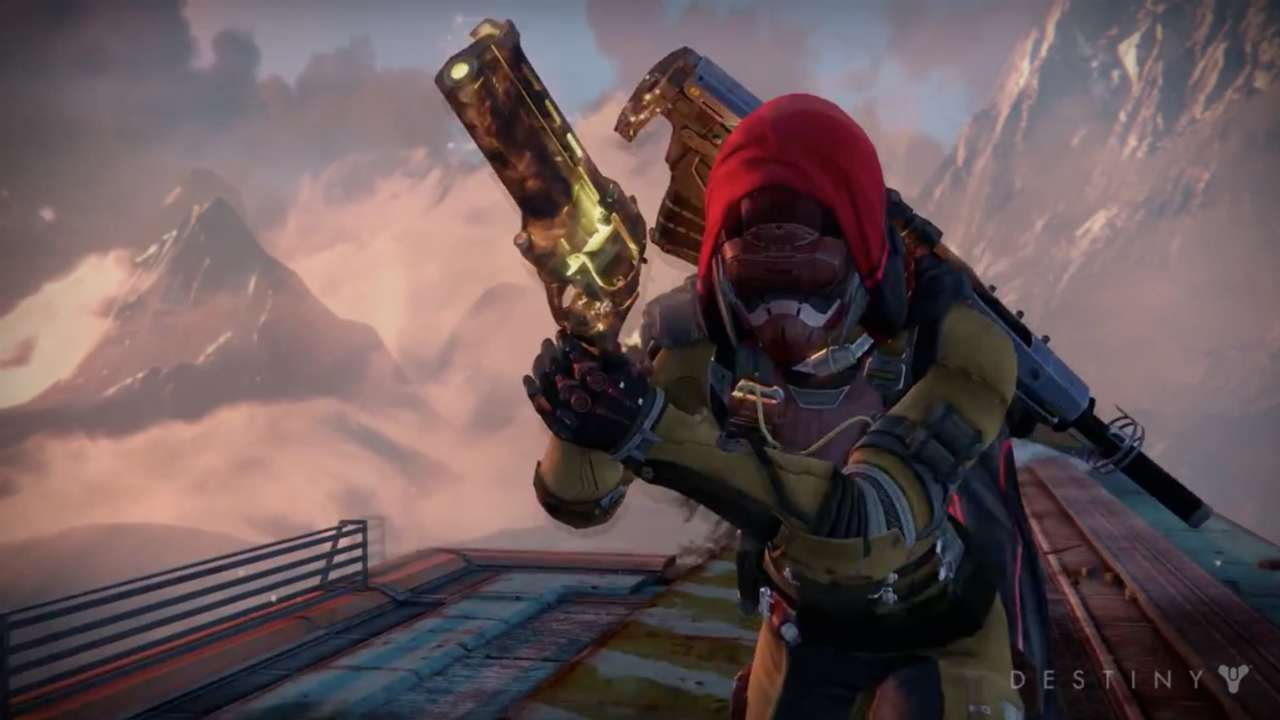 Bungie helps an injured gamer through the healing process