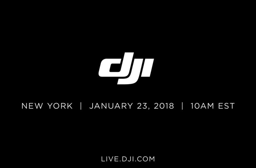 DJI: Neues Jahr, neue Drohne
