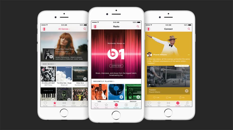 Apple Music es oficial: Música para todos