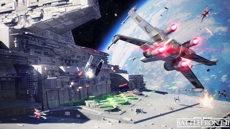 La beta de Star Wars: Battlefront II comenzará el 6 de octubre