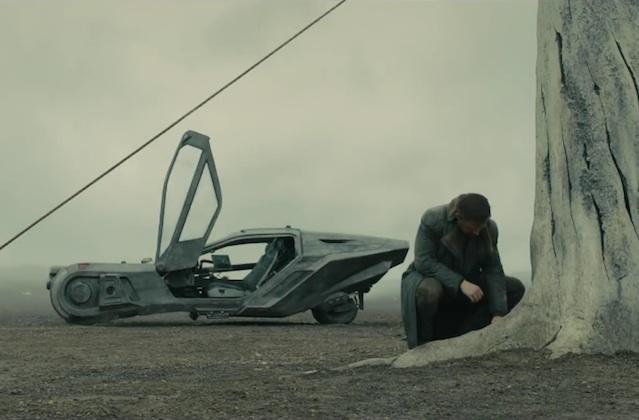 【ビデオ】新作映画『ブレードランナー 2049』に登場する未来のクルマに注目!