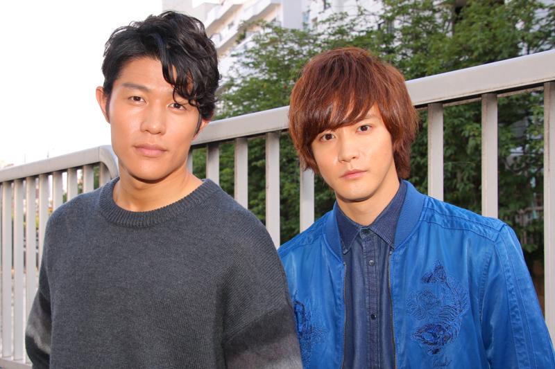 映画『彼岸島 デラックス』白石隼也&鈴木亮平が語る、本作ならではの「ある苦労」とは!?