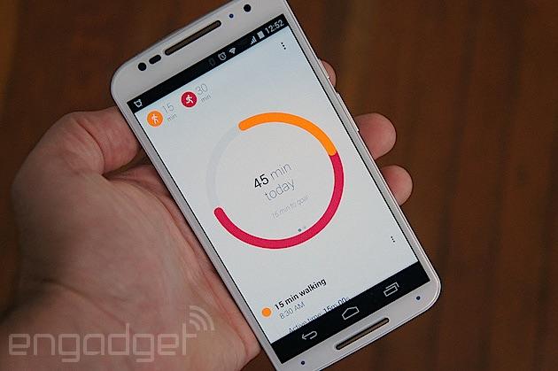 Google Fit finally estimates how many calories you've burned