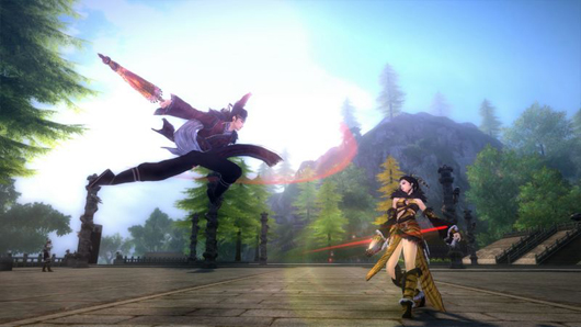 Age of Wushu's Rootless Clan