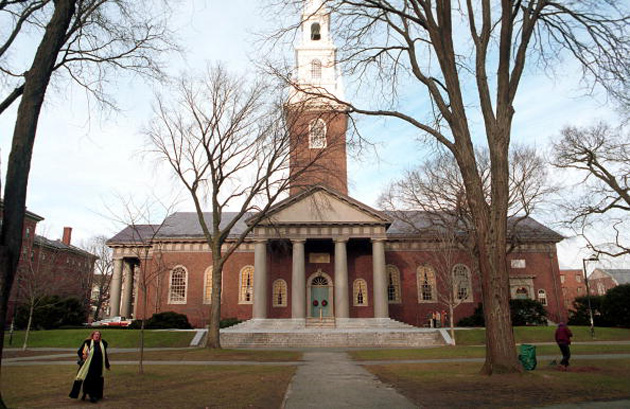 Harvard used cameras to track attendance without telling students