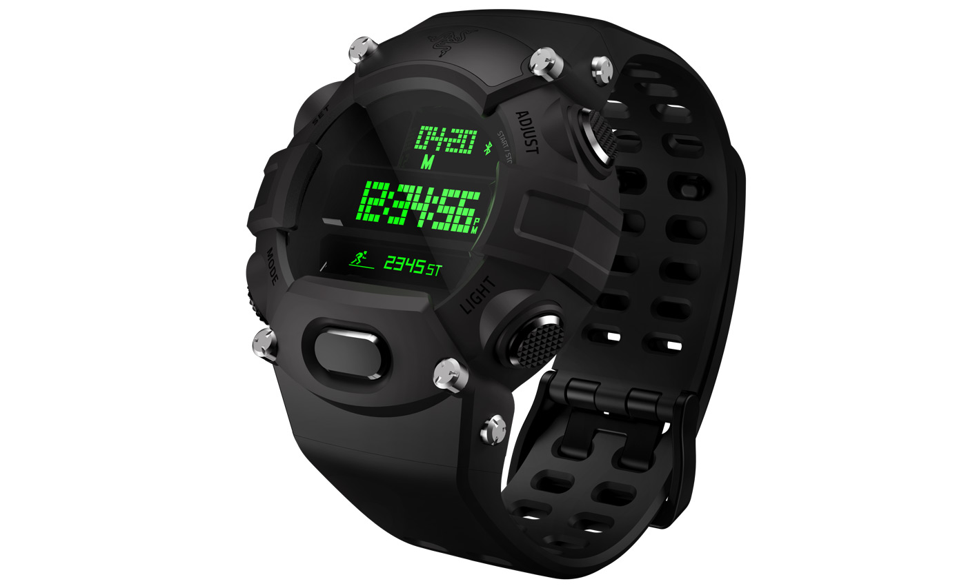 Razer's first smartwatch is mostly meant for fitness