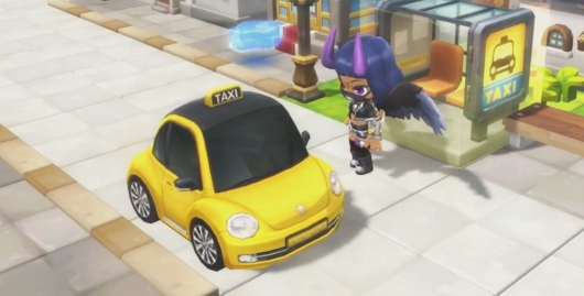MapleStory 2 shows off a new trailer for G-Star 2014