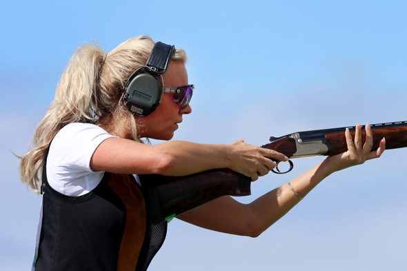 Hotel bans Commonwealth Games shooter's gun and calls police