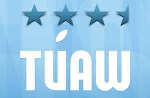 3-1/2 stars out of 4 stars possible, TUAW, Review