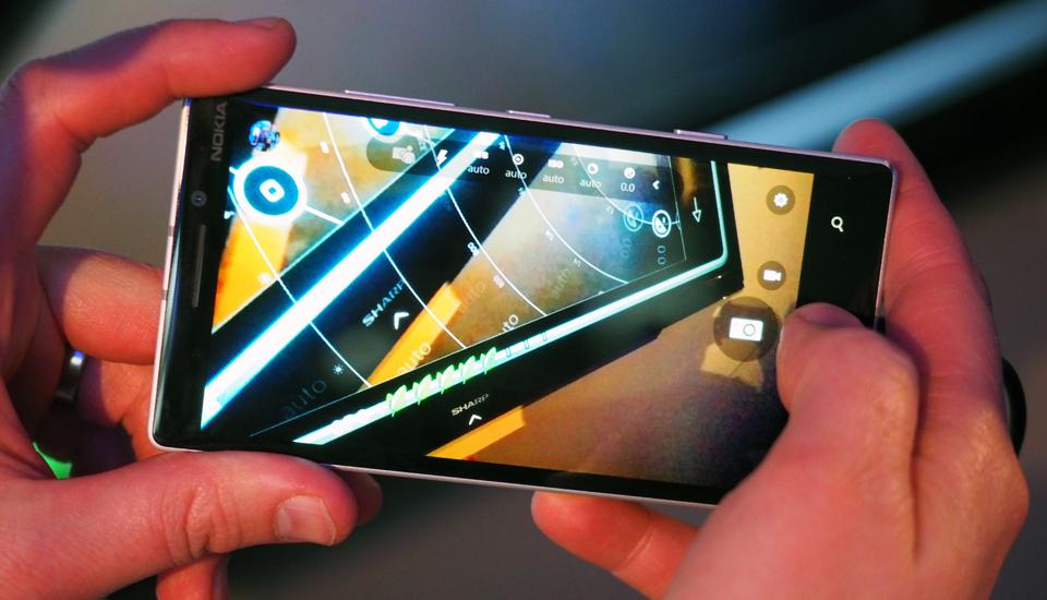 Lumia Camera will be the stock camera app on every Windows 10 device