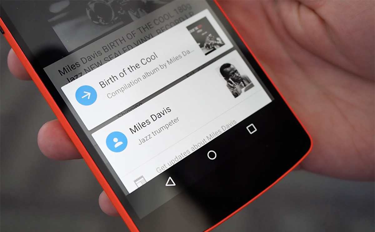 Google Now on Tap update helps you take Android screenshots