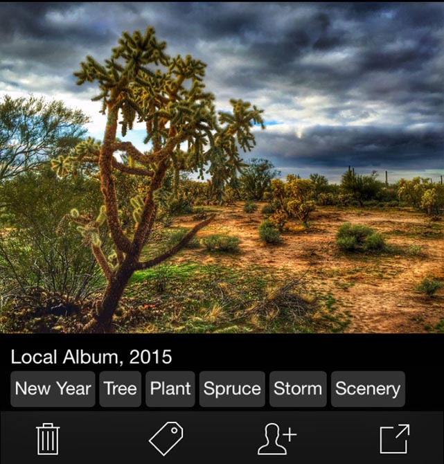 PhotoTime: An incredibly powerful iOS photo organizer and tagging tool