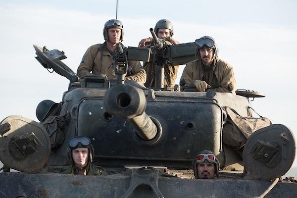 映画『フューリー』史上初!本物のティーガー戦車爆走、壮絶すぎる撮影の裏側