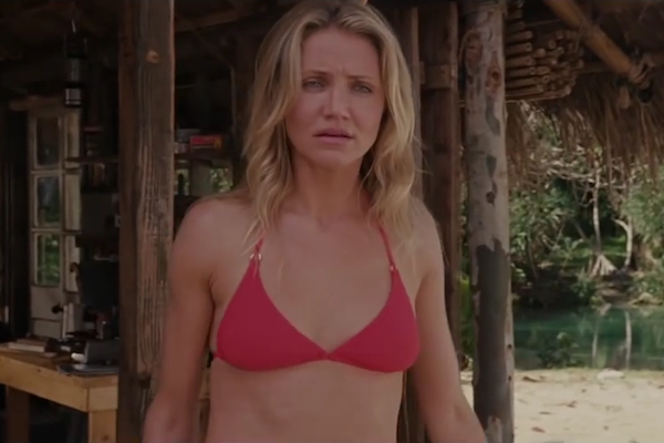 best and worst cameron diaz movies, best and worst films of cameron diaz, knight and day