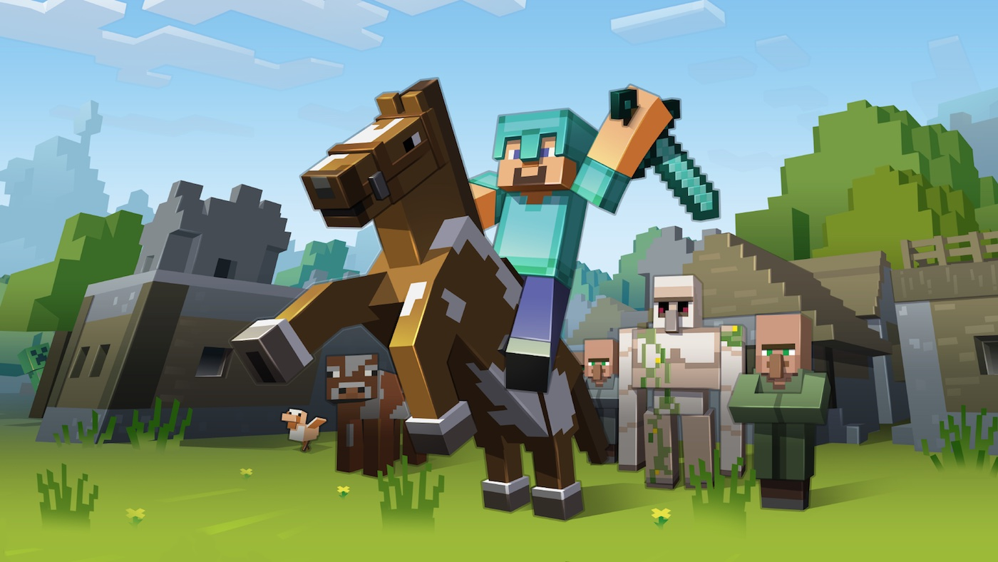 'Minecraft' novel in the works by 'World War Z' author