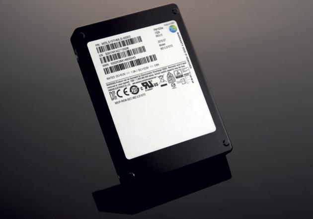 15,36 TB: Samsung liefert dickste 2,5-Zoll-SSD aus
