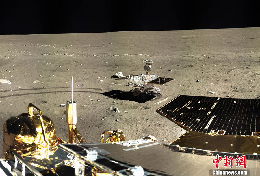 China wants to put a man on the moon by 2036