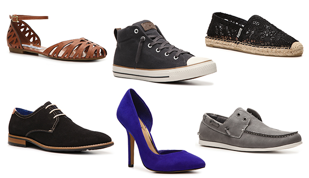 Something for you, something for him: 10 shoes we love