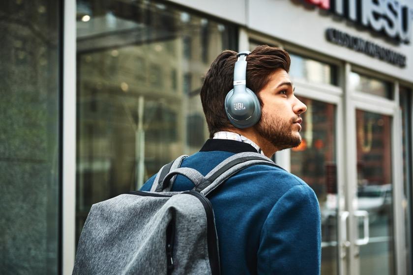 JBL überarbeitet die drahtlosen Kopfhörer der Everest-Reihe