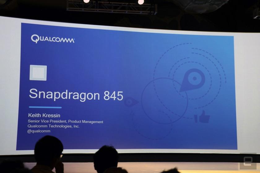 Qualcomm verrät Details zum Snapdragon 845