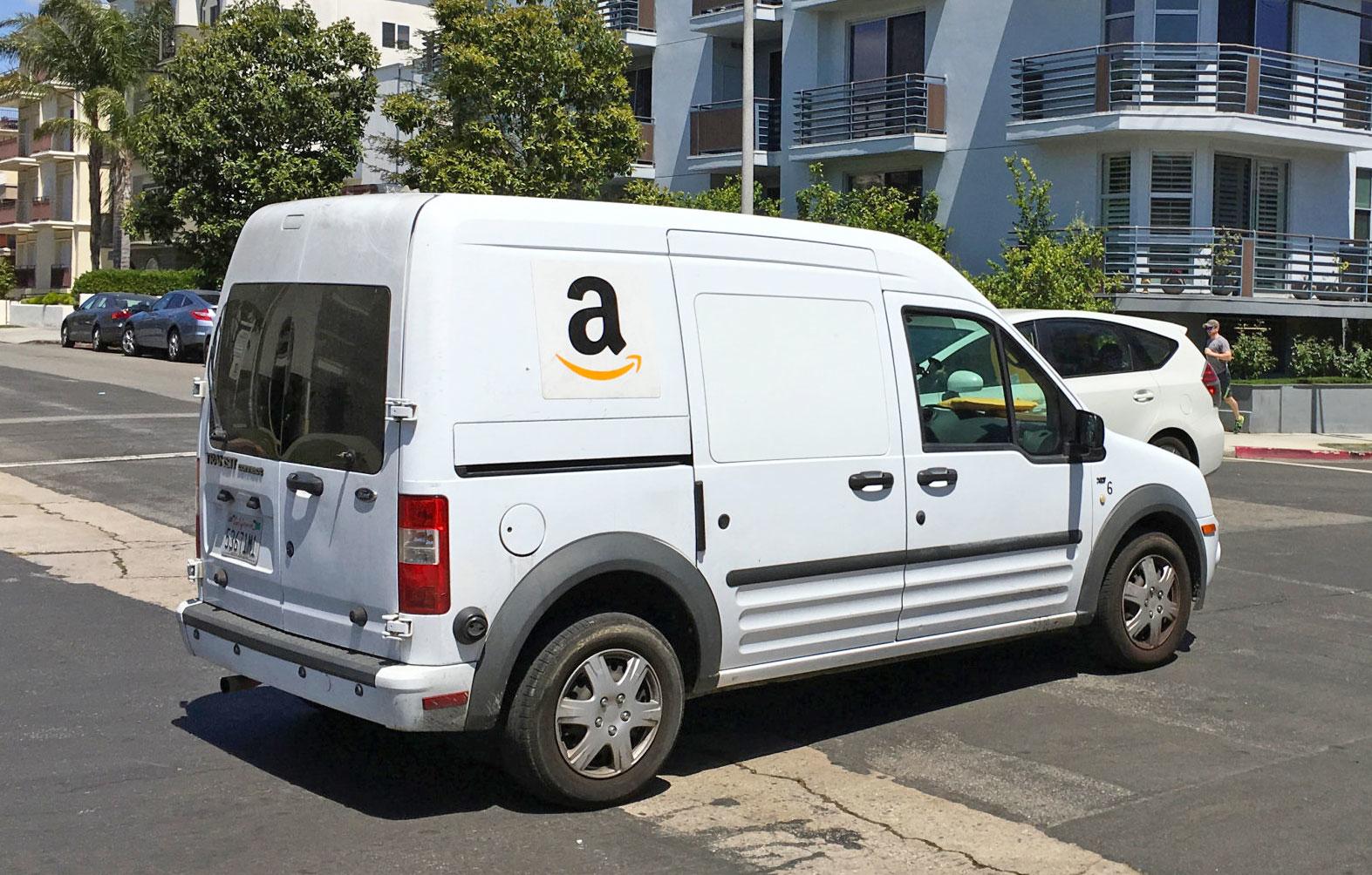 Bericht: Amazon will noch mehr Pakete selbst ausliefern