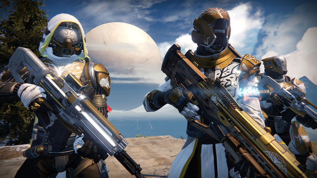 Bungie's leap forward with 'Destiny' isn't gameplay: it's social