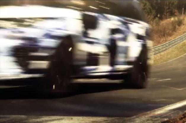 【ビデオ】ランドローバーがニュルを走る「レンジローバー・スポーツRS」をチラ見せ