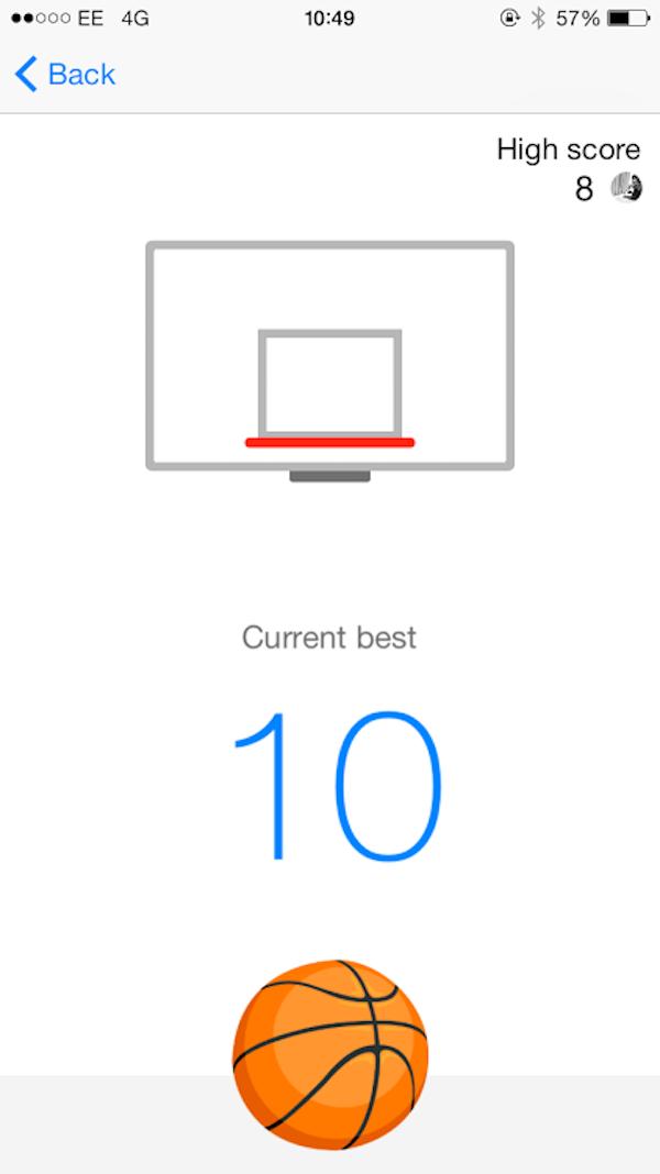 There's A Hidden Basketball Game On Facebook Messenger