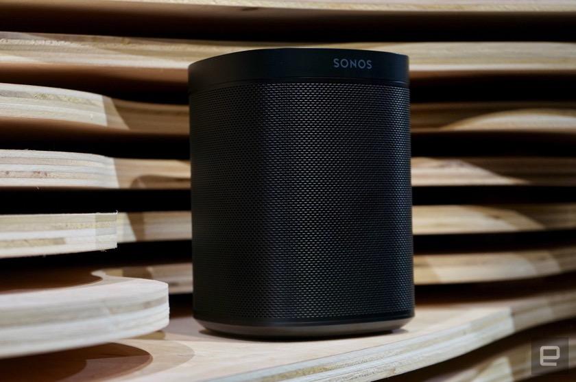 Sonos stellt den neuen Sonos One vor