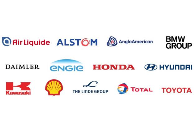 ダイムラー、トヨタ、BMWなど国際的大企業13社が、水素燃料電池車普及のために協議会を発足