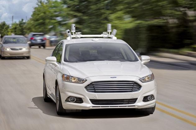 フォード、2021年に完全自動運転車をライドシェアリング市場に投入する計画を発表