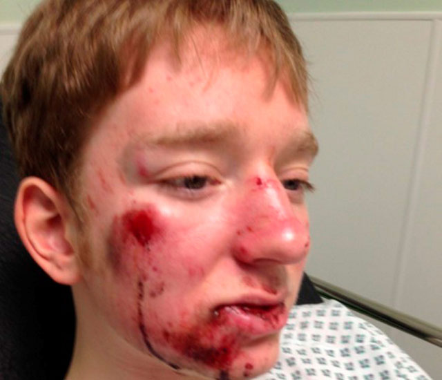 Hit-and-run mum refused to help teenager knocked off bike