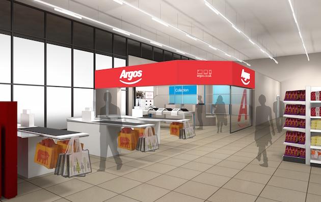Argos Digital Stores