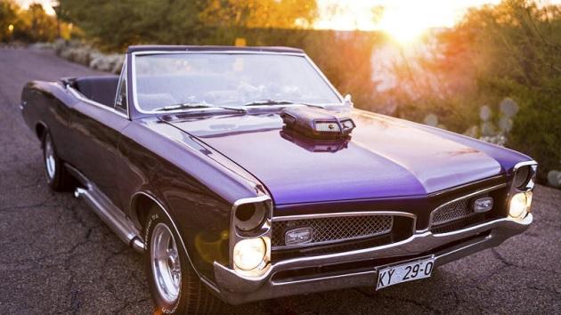 映画『トリプルX』に登場する1967年型ポンティアック「GTO」をレンタルしよう!