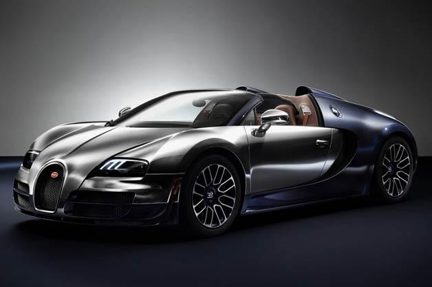 Ettore Bugatti edition Veyron