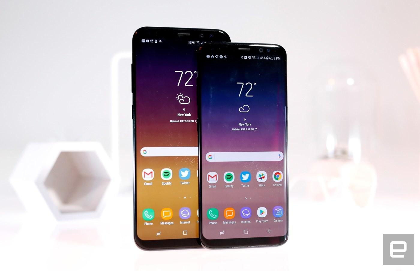 Samsung anuncia la beta de Oreo para los Galaxy S8 y S8+