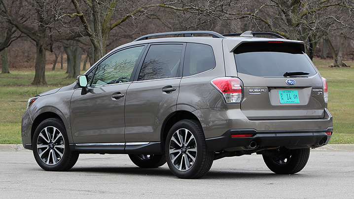 ... drive (fast) | 2017 Subaru Forester 2.0XT Touring Review - Autoblog