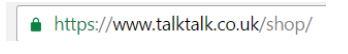URL bar